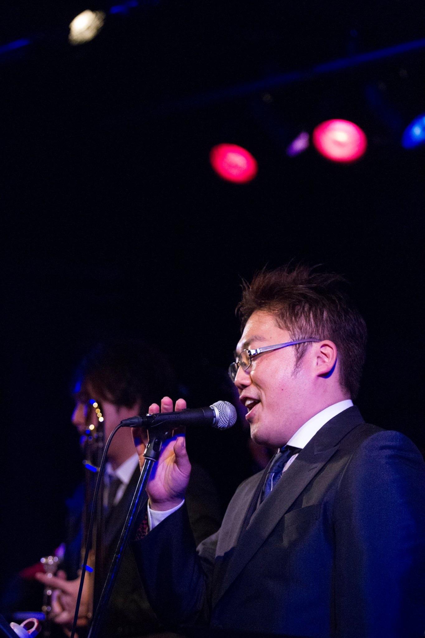 160204 松木理三郎、歌う!!