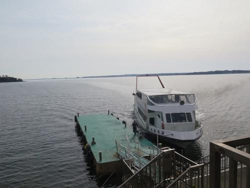 浜名湖 遊覧船
