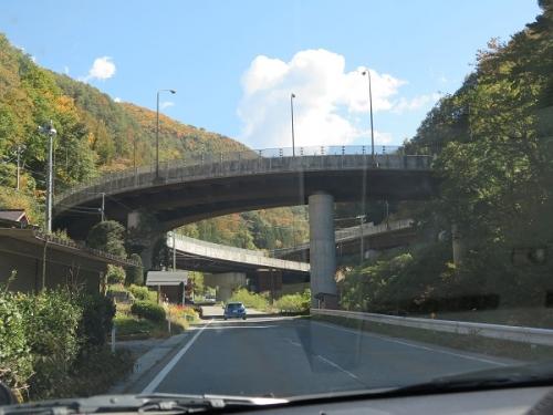 長野 ループ橋