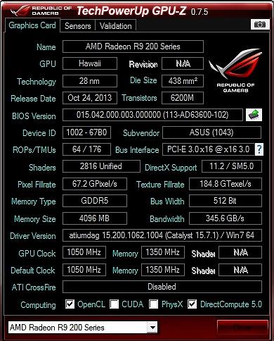 290X 1050MHz