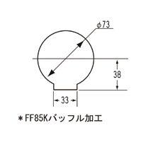 勝手にAR_CAD(自己満)講座 5回目 開口部FF85WK対応1(メーカー推奨)