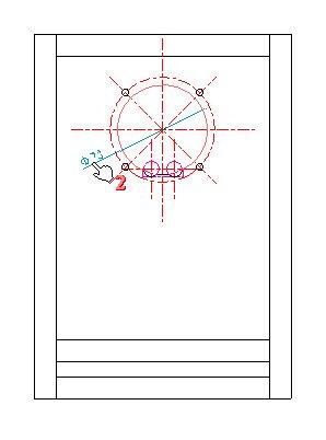 勝手にAR_CAD(自己満)講座 11回目 寸法線(直径)
