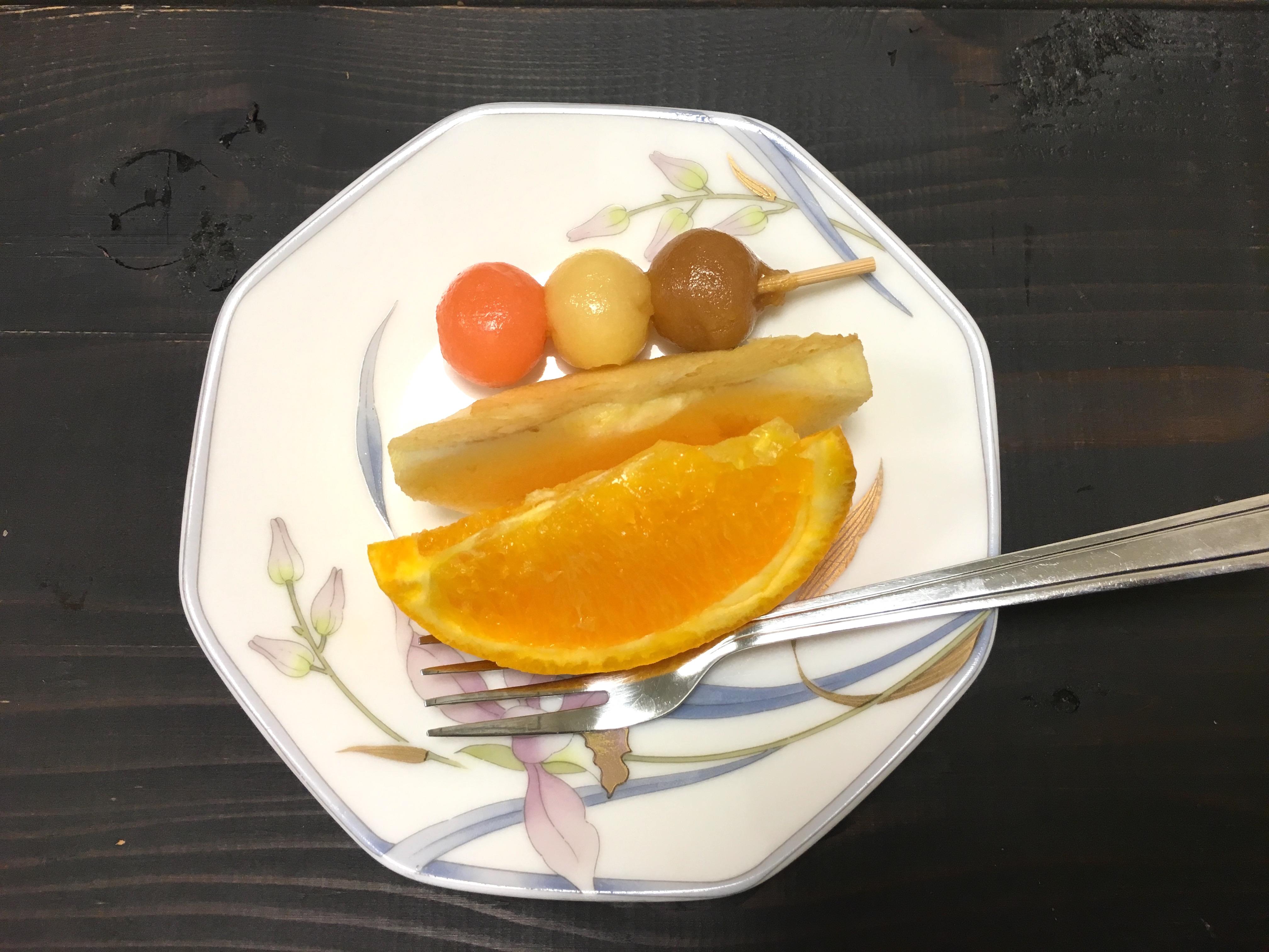 喜菜亭デザート