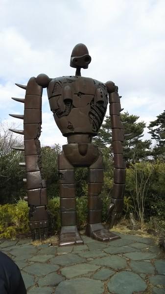 ジブリの森美術館 (3)