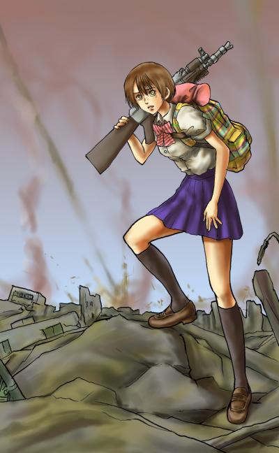 戦渦のカノジョ02改