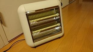 151229電気ストーブ