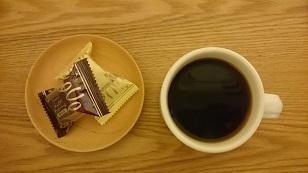 160110コーヒーとおやつ1