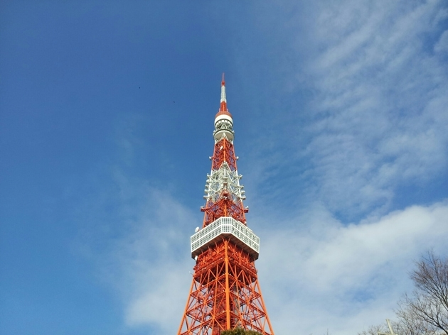 東京タワーも文化遺産になりましたね。