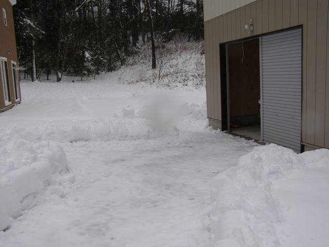 車庫前0118