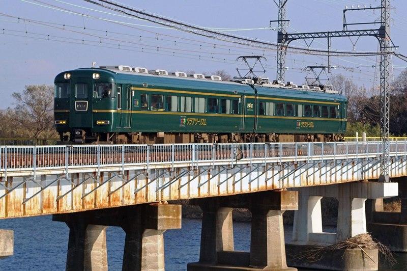 2015年12月26日 漕代~櫛田にて (1)