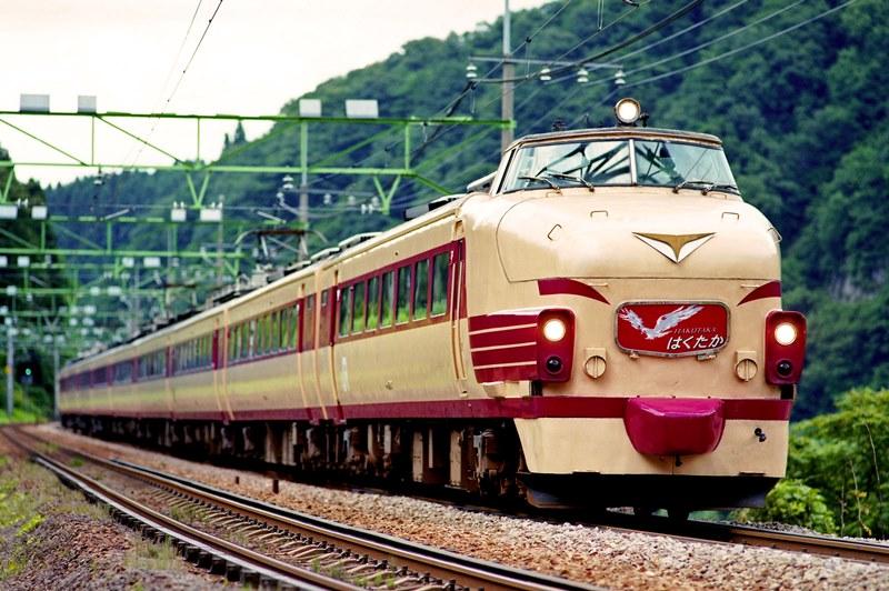 2002年8月11日 石打~越後湯沢にて