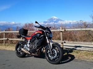 MT07芦ノ湖スカイライン12