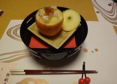 カガヤ夕食2