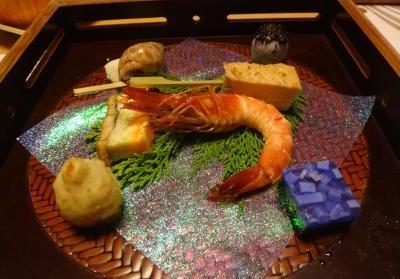 カガヤ夕食4