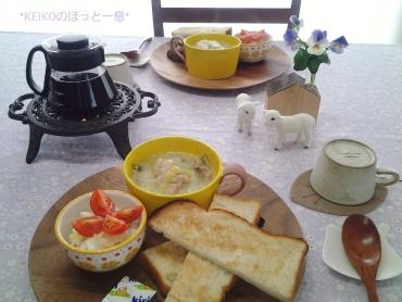 鶏肉と白菜のヘルシークリーム煮3