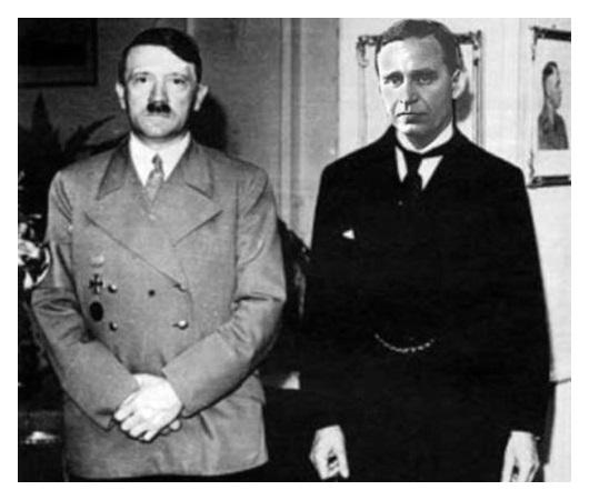 ヒトラー&プレスコット