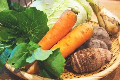 野菜を使い切る