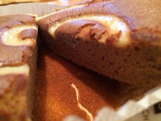 ブランのケーキ中身