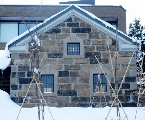 宮の森4条 Tさん宅 再生軟石建物