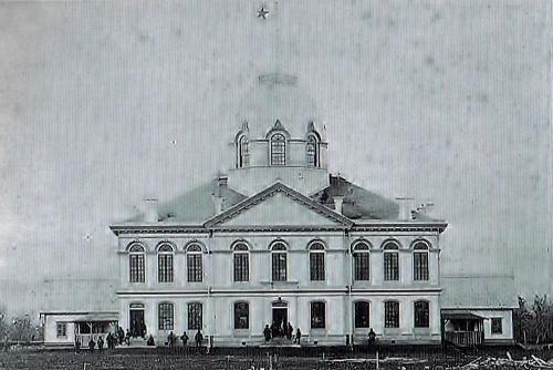開拓使札幌本庁舎 写真