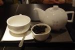 hot tapioca pearl milk tea