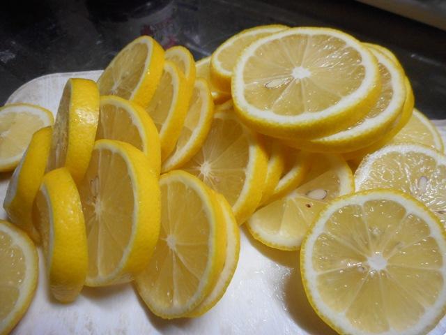 無農薬レモン2