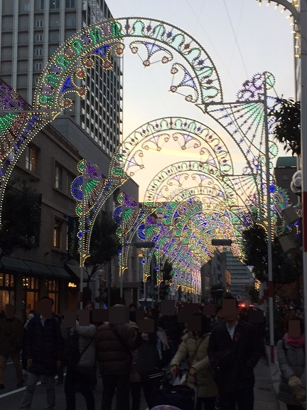 2015神戸ルミナリエ 12月5日