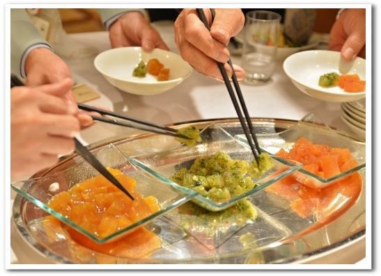 河内のベジフル料理コンテスト
