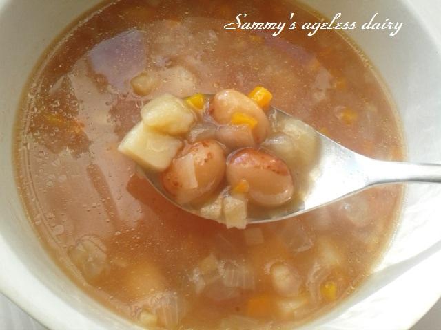 モンマルシェ スープ