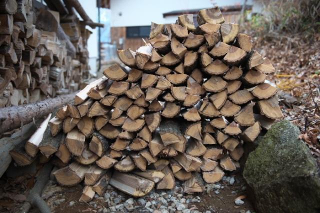 薪に仕上げました。