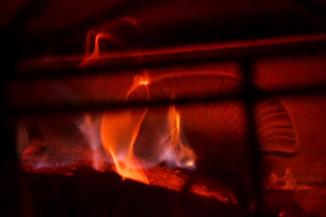 薪ストーブの燃焼-03