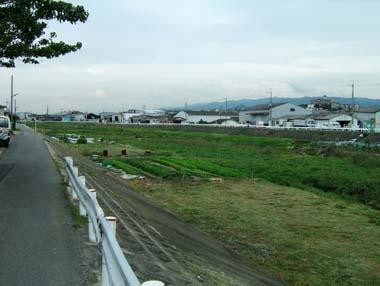 樫井河原古戦場
