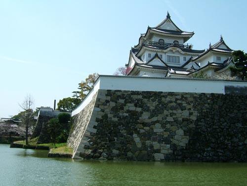本丸石垣3