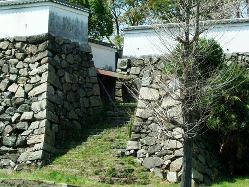 本丸石垣5