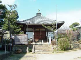 久米田寺開山堂