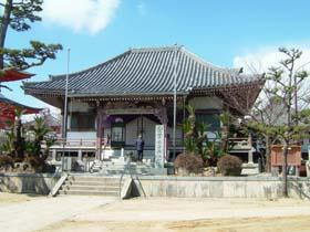 久米田寺金堂