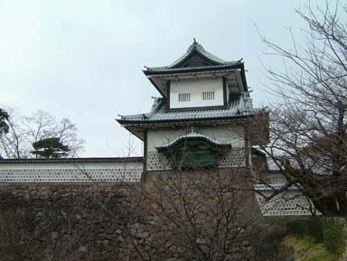 金沢城三の丸菱櫓