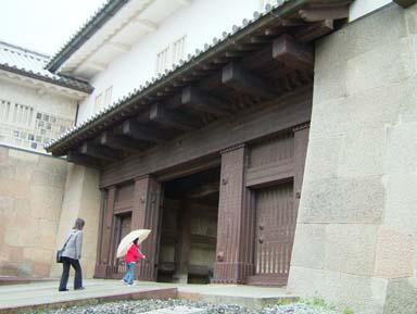 金沢城石川門渡櫓門
