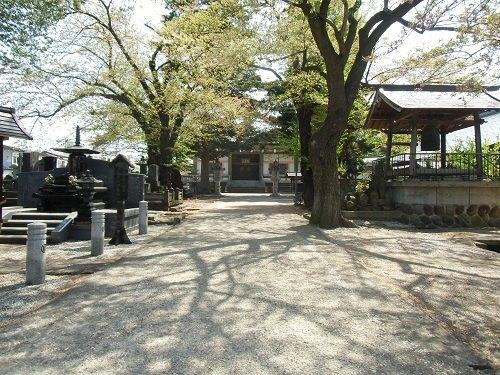 常念寺本堂(最上義康菩提寺)
