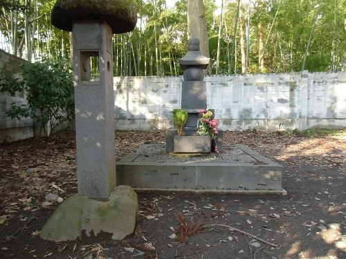 専称寺駒姫の墓