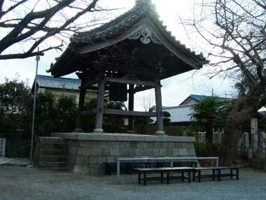恵光寺鐘楼