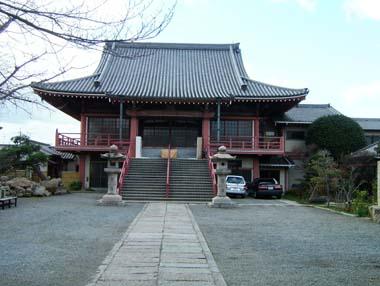 恵光寺本堂