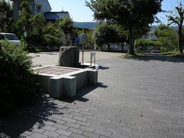 沼田丸の井戸