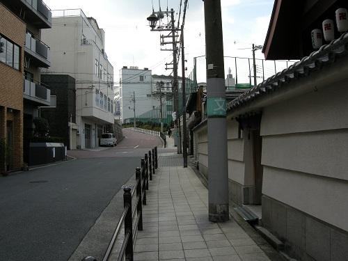 真田丸への入り口2007年12月
