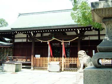 高浜神社拝殿