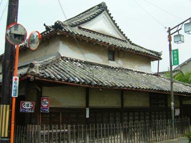 田原本城下の商家