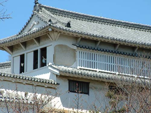 西の丸化粧櫓