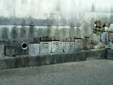 浄谷寺石垣