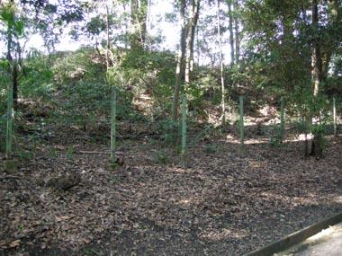 伏見城二の丸