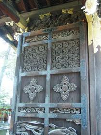 豊国神社唐門5